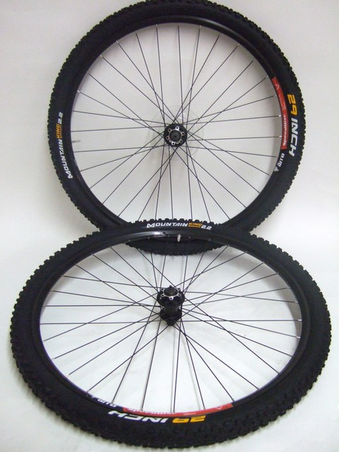 Parts WTB Speed Disc 29er - With Continental Tires Image
