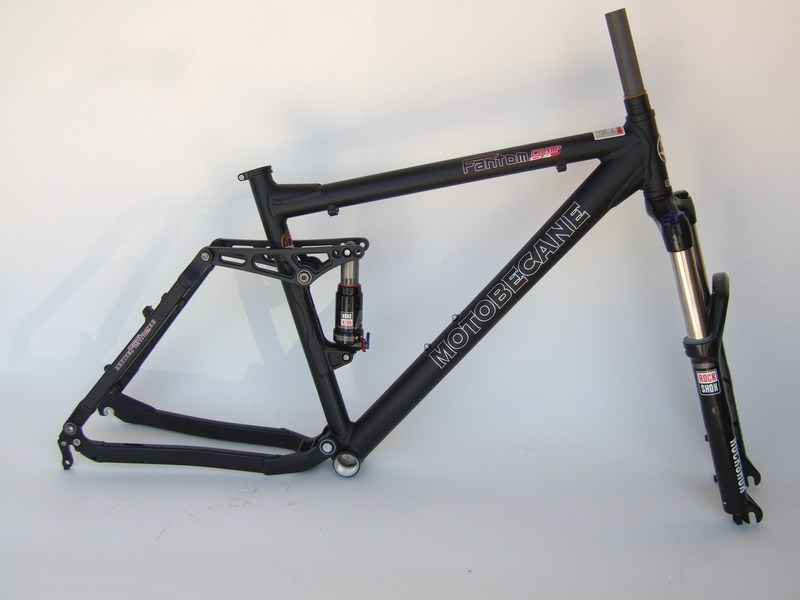 Parts Fantom D.S. Comp Frame Set for 26 inch wheel Image