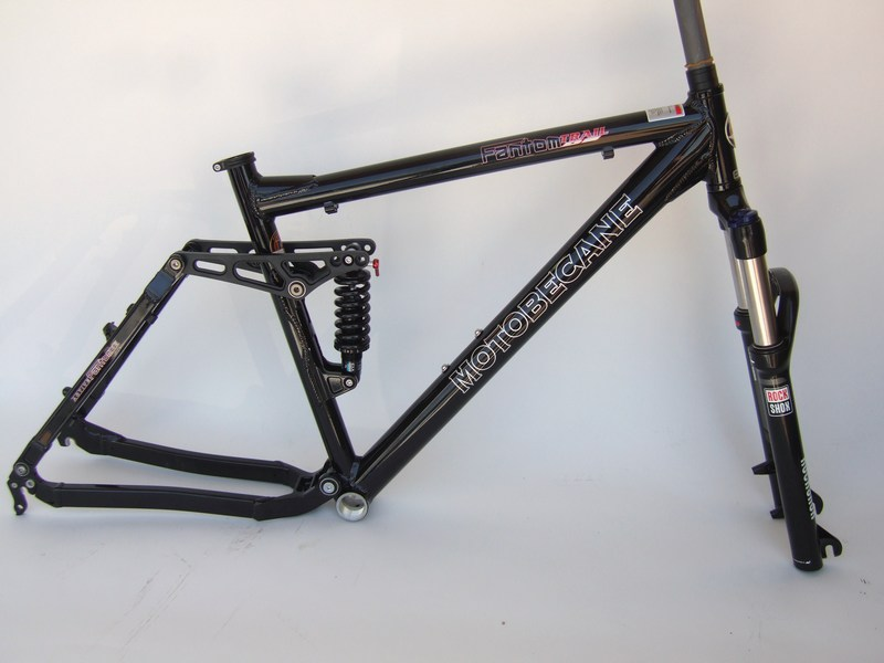 Parts Fantom D.S. Trail Dual Suspension Frame set Image