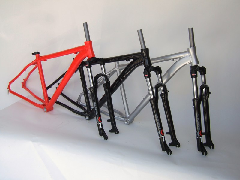 Parts Unbranded 29er frame with or without Fork Image