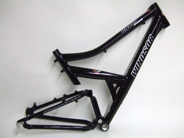 Parts Ghost 6900 Frame - No Shock Image