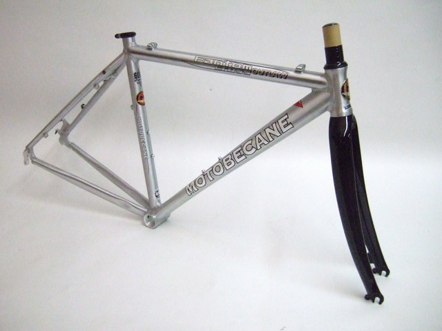 Parts Fantom Cross Outlaw - Frame and Fork Image