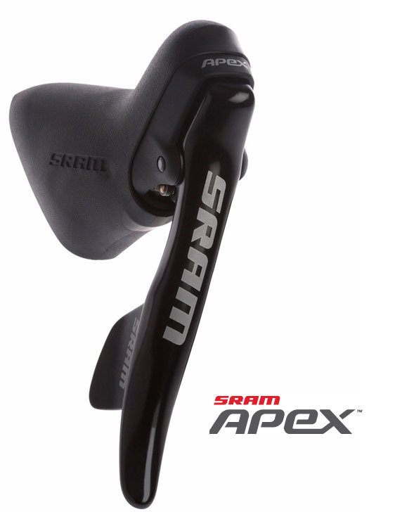 Parts SRAM Apex DoubleTap Lever Set Image