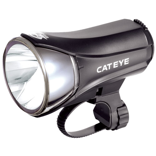 Accessories Cat Eye EL530 LED Headlight Black Image