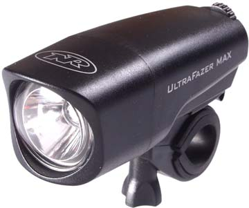 Accessories NiteRider UltraFazer Max Commuter Headlight 1W LED Image