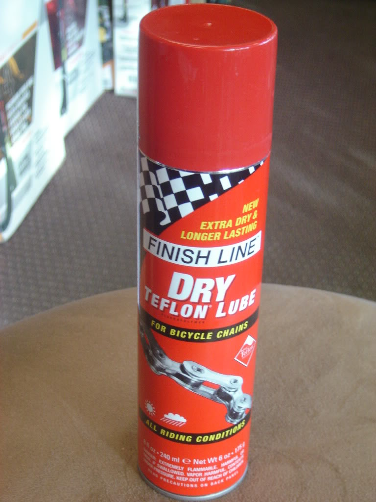 Accessories Finish Line Dry Lube 8oz Aerosol Image
