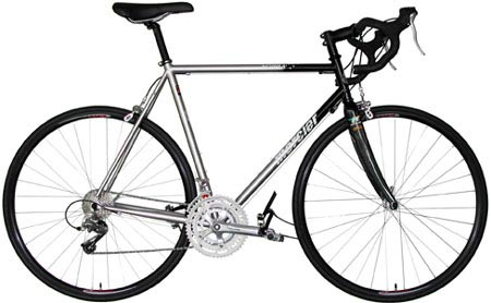 Bikes Mercier Aquila Reynolds 520 Steel Road Bike Image