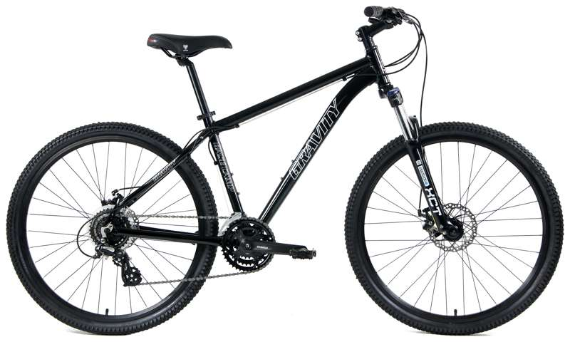 Bikes Gravity Basecamp 27.5 Front Suspension Mountain Bike Image
