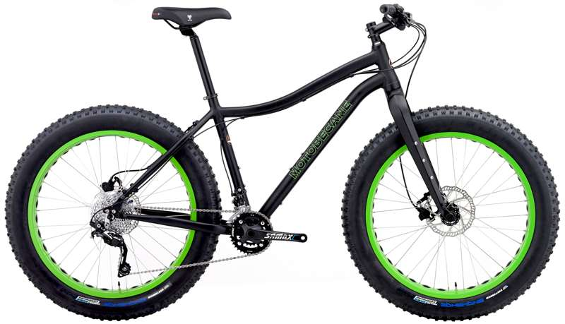 Bikes Motobecane Boris the Brut Shimano SLX 2x10 Fat Bike Image