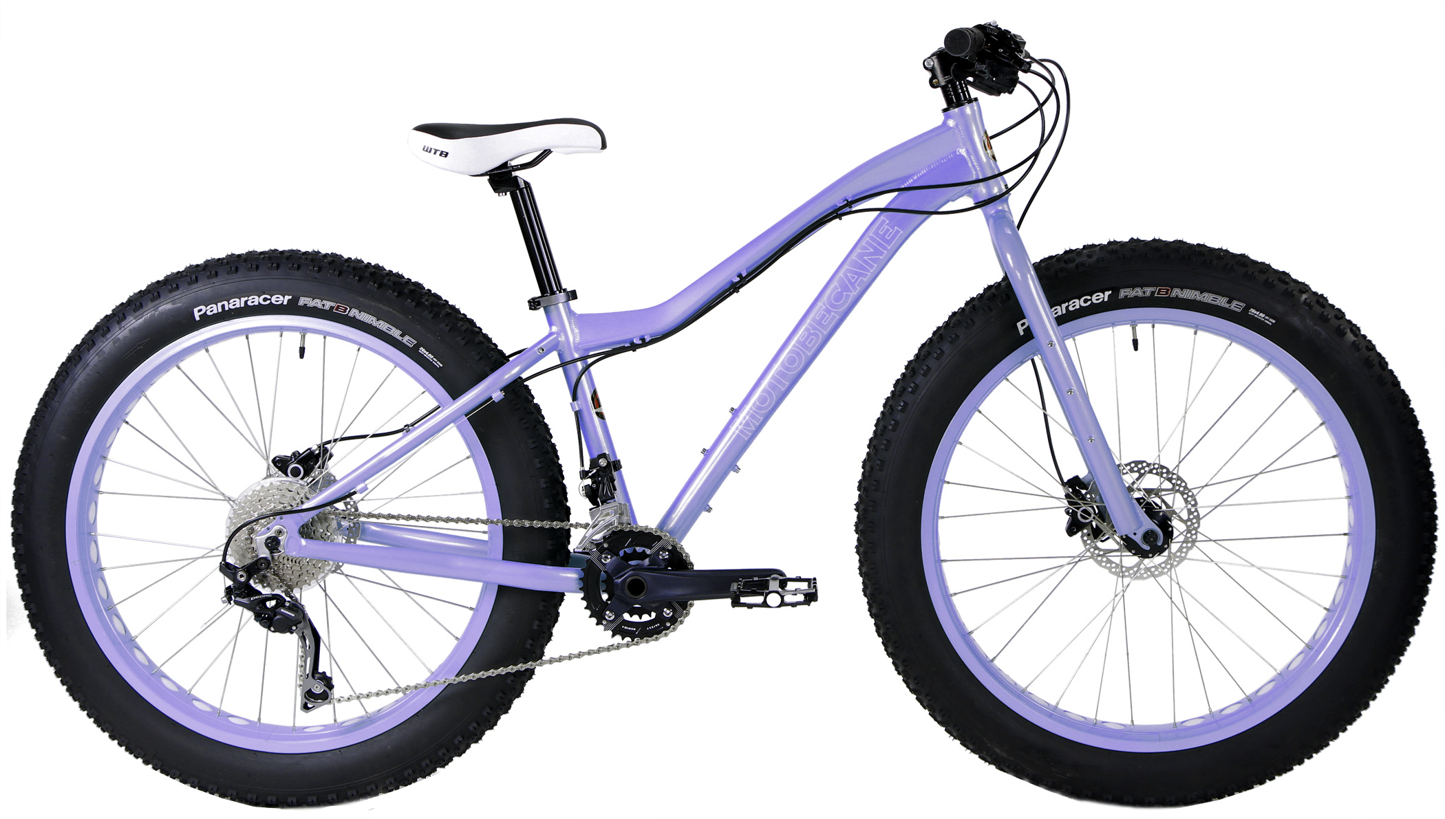 Bikes Motobecane Boris Natasha Womens Fat Bike Image
