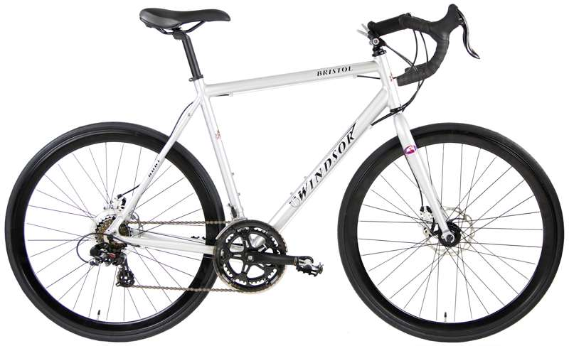 Bikes Windsor Bristol 1.0 Shimano 21 Speed Disc Brake Road Bike Image