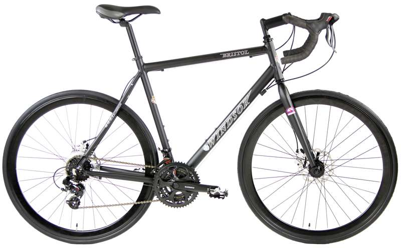 Bikes 2018 Windsor Bristol 3.0 Shimano 21 speed Disc Brake CRMo Fork Road Bike Image