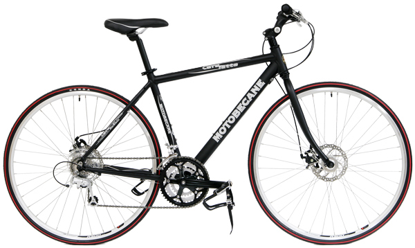 Bikes Motobecane Cafe Latte Disc Brake Hybrid Bicycle Image