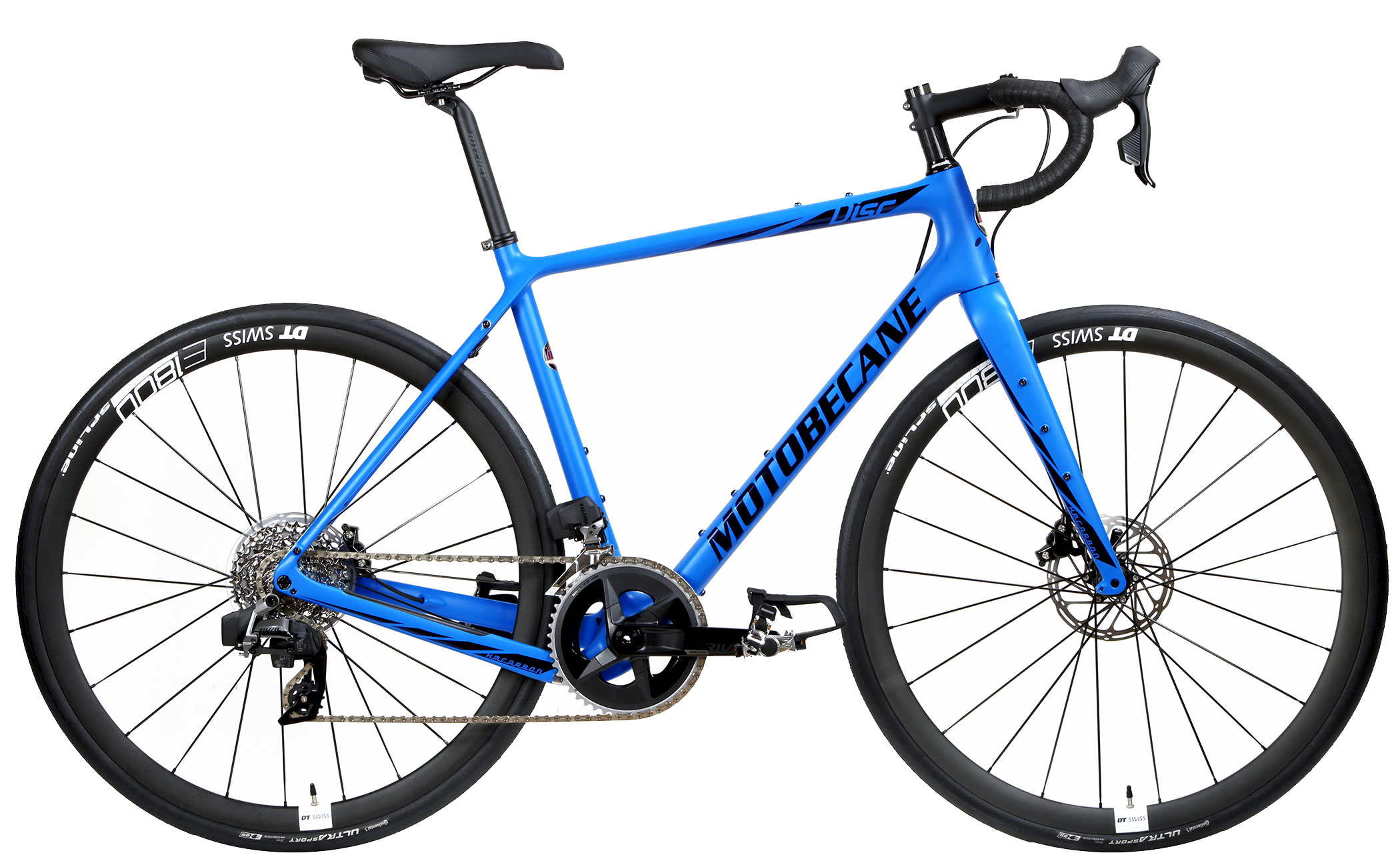 Bikes Motobecane Century Team Carbon Fiber Shimano Dura Ace Triple /FSA, 30 speed Road Bike Image