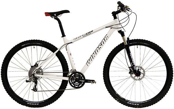 Bikes Windsor Cliff 29 Team 29er Aluminum Mountain Bike Image