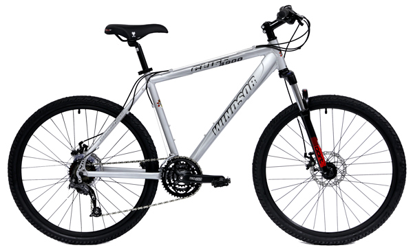 Bikes Windsor Cliff 4900 Hardtail Mountain Bike Image