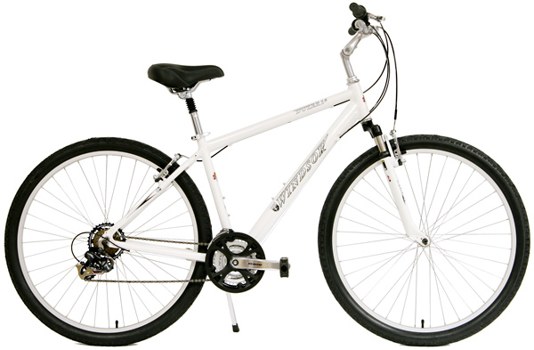 Bikes Windsor Dover 1.0 21 Speed Comfort Bike Image