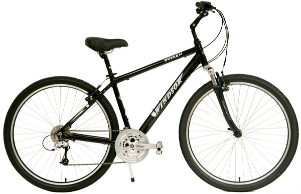 Bikes Windsor Dover 3.0 Comfort Bike with Front Shock Image