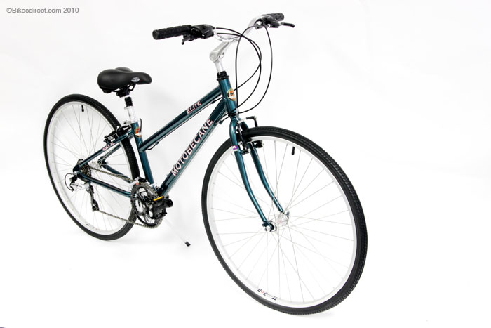 Bikes Motobecane Elite Hybrid Bicycle Image