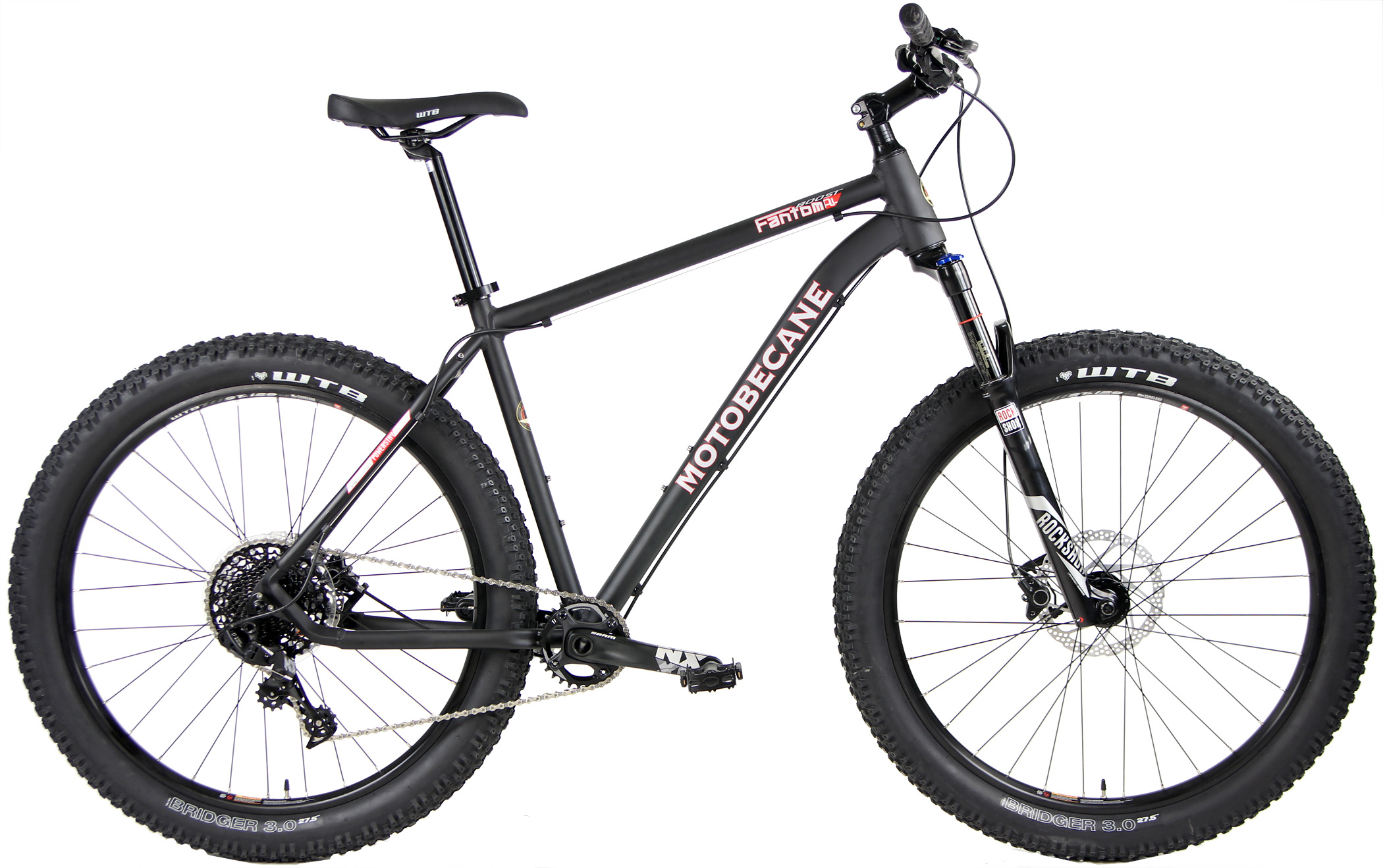Bikes 2018 Fantom Boost Elite 27.5 inch SRAM NX 1x11 Shimano Disc Brake Mountain Bike Image