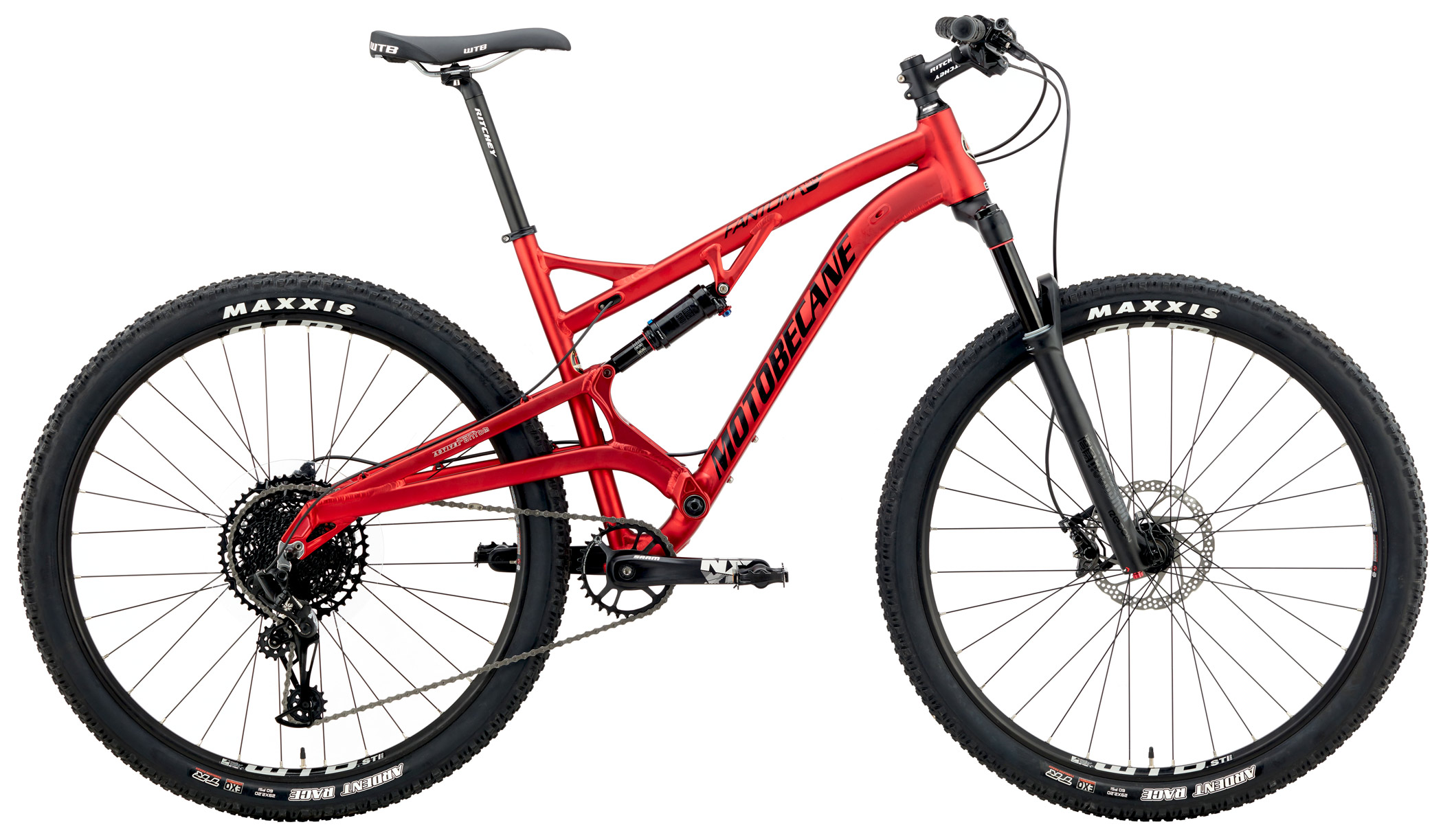Bikes Motobecane Fantom 29 DS Eagle NX  Full Suspension Mountain Bike Image