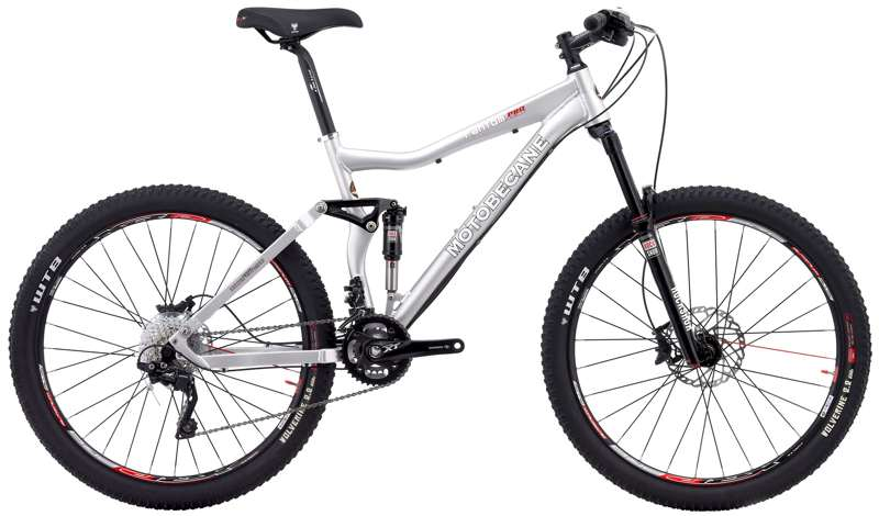 Bikes Motobecane Fantom Pro 27.5 / 650b Dual Suspension Shimano Deore / SLX Mountain Bike Image