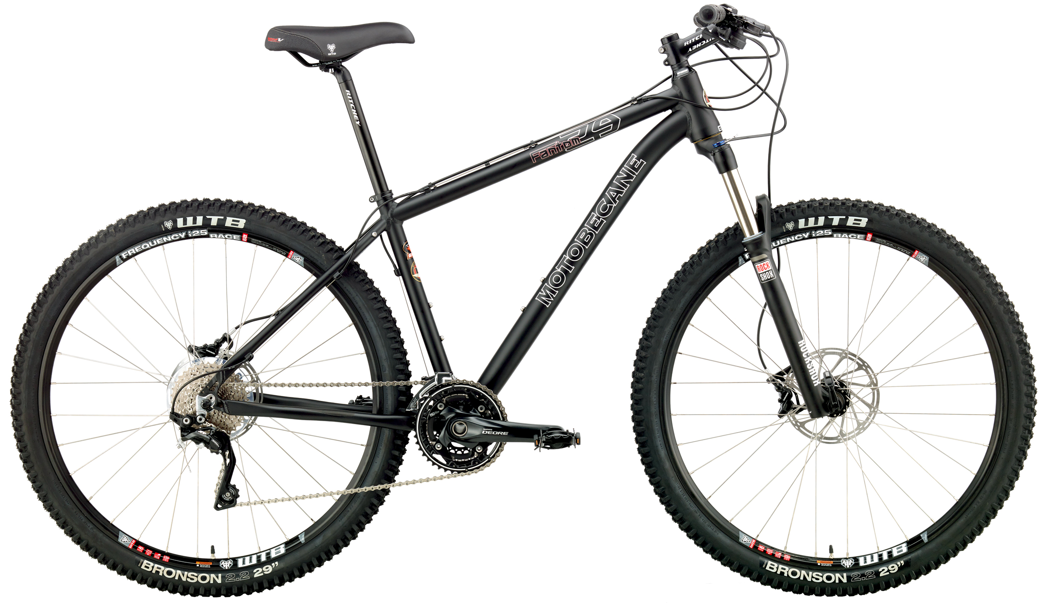 Bikes 2018 Motobecane Fantom 29 Elite Hard Tail Mountain Bike Image