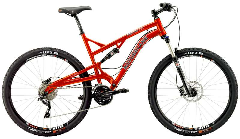 Bikes Motobecane Fantom DS Comp 29 / 27.5 Shimano SLX Deore Dual Suspension Mountain Bike Image