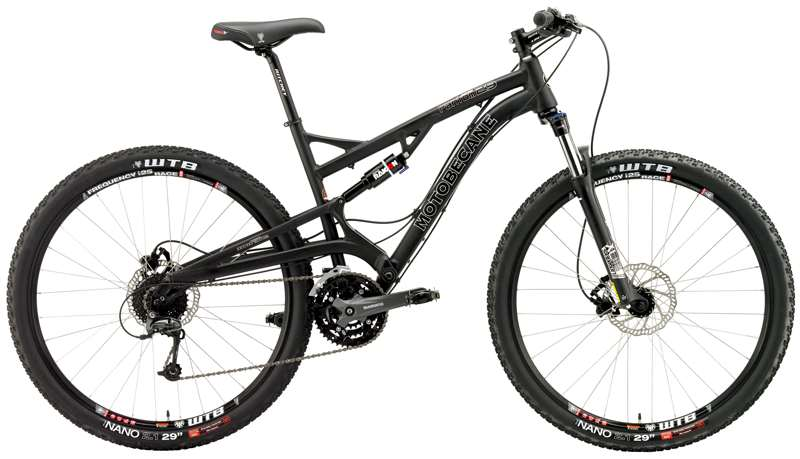 Bikes Motobecane Fantom 29 / 27.5 DS Trail Shimano Deore Hydraulic Brakes 27 Speed Image
