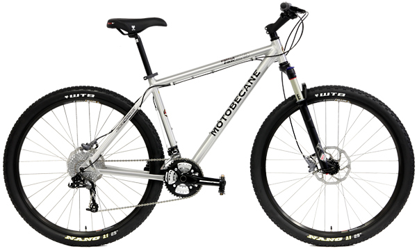 Bikes Motobecane Fantom 29 X9 SRAM X9 30 Speed Mountain Bike Image