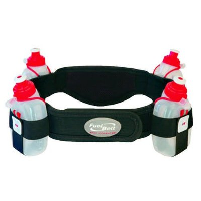 Accessories Fuel Belt Hydration Belt 4 Bottles Image