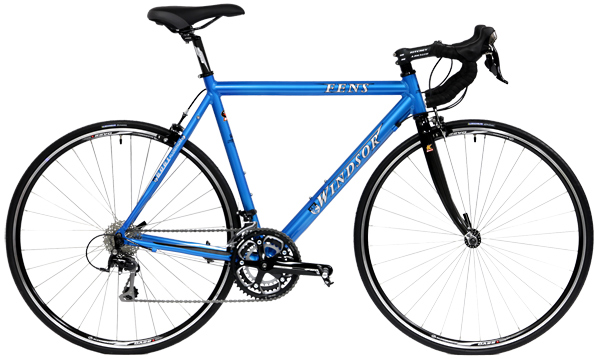 Bikes Windsor Fens 105 Equipped Road Bike with Carbon Fork Image