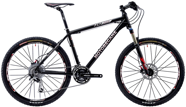 Bikes Motobecane Fly Pro Shimano DynaSys 30 Spd Front Suspension Mountain Bike Image