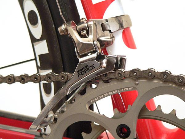 Parts SRAM Force Front Derailleur Image