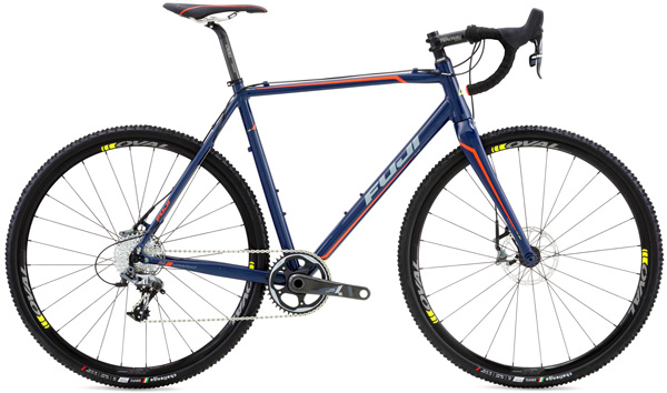 Bikes Fuji Cross 1.1 LTD Edition Advanced Aluminum Cyclocross Bike Image
