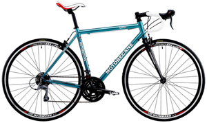 Bikes 2014 Motobecane Gigi Sport 21 Speed Shimano Women's Carbon Fork Road Bike Image