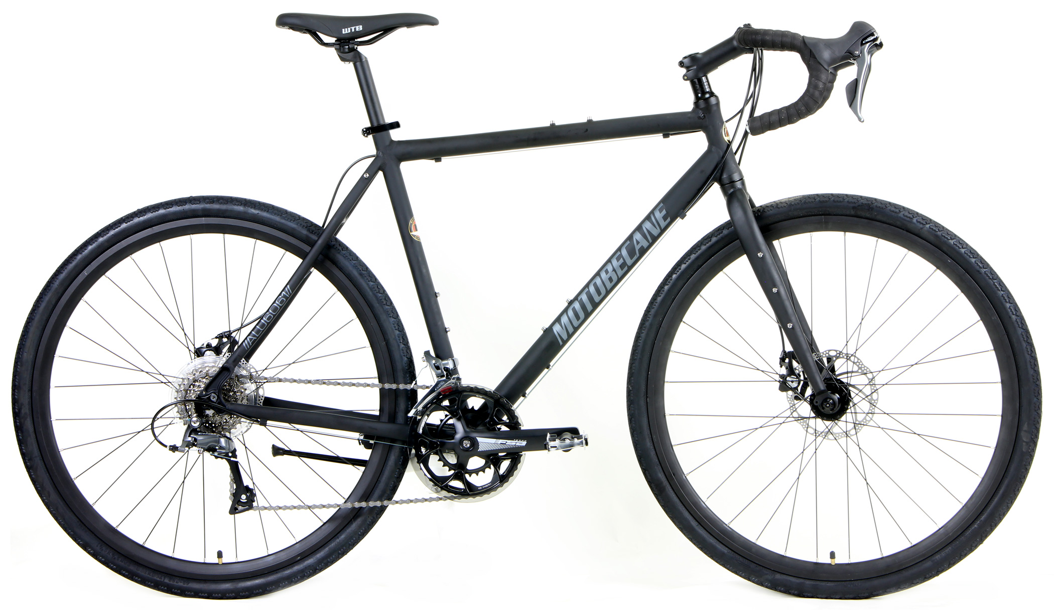 Bikes 2019 Motobecane Gravel X3 Disc Brake Super Road Bike Image