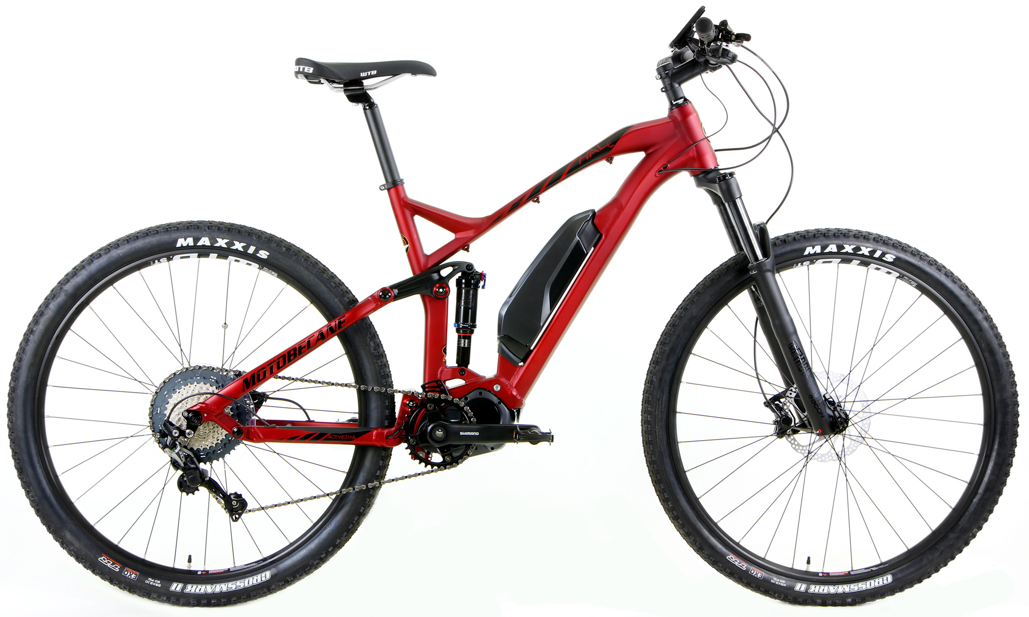 Bikes Motobecane HAL e29 Electric Mountain Bike Image