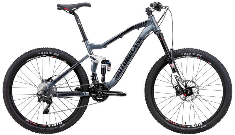 Bikes Motobecane Hal6 Pro 27.5 Wheel 22 Speed Shimano XT Full Suspension Mountain Bike Image