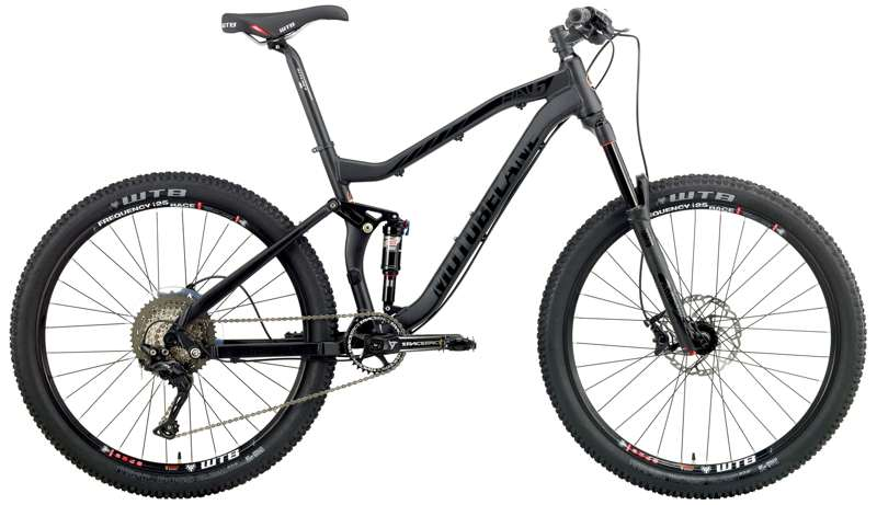 Bikes Motobecane Hal6 XT 11 Shimano XT Hydro Brakes Revelation Full Suspension Mountain Bike Image