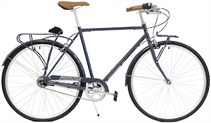 Bikes Windsor Kensington 8 Speed Urban Bike Fenders Image