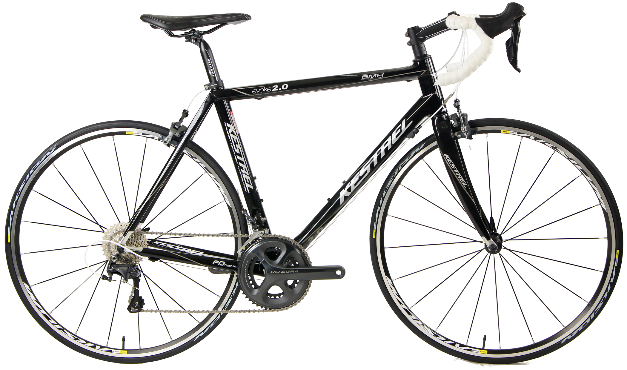 Bikes Kestral Evoke 2.0 Ultegra 6800 Equipped Road Bike Image