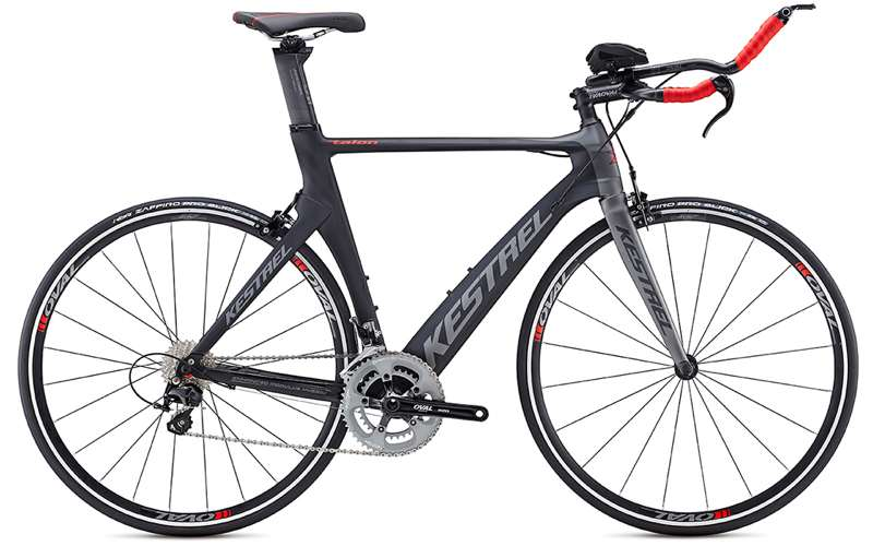 Bikes 2016 Kestrel Talon Tri 105 22 Speed Aero Triathlon Carbon Fiber Road Bike Image
