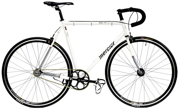 Bikes Mercier Kilo TT Deluxe Fixed Gear / Single Speed Bike Chrome Stays Image