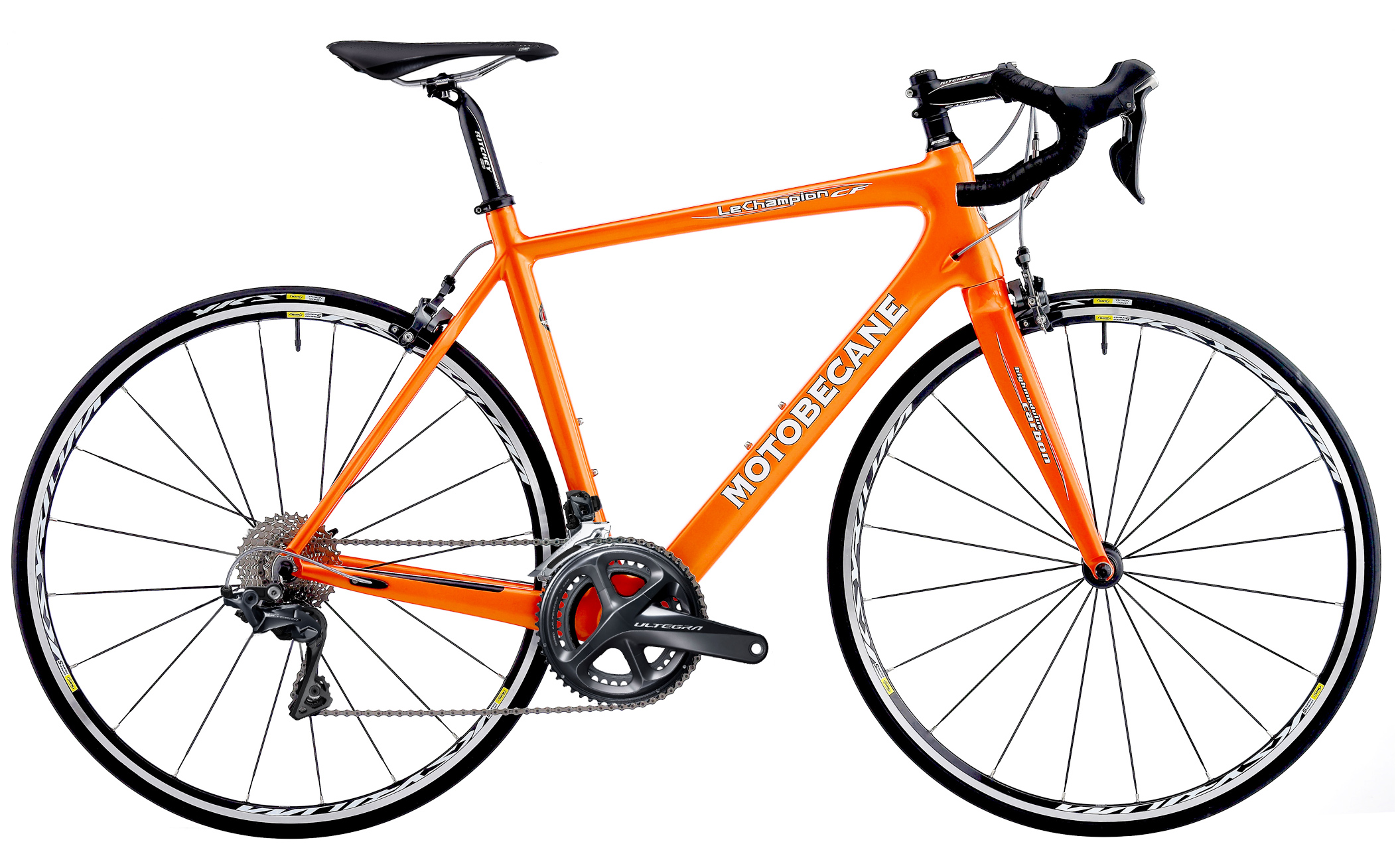 Bikes 2018 Motobecane Le Champion CF Pro Aero Carbon 22 Speed R8000 Ultegra Equipped Image