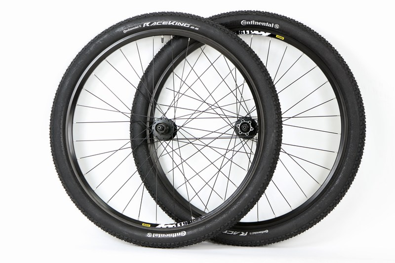 Parts Mavic XM 119 29 inch Mountain Bike Wheels Disc Brake Black Wheel Set With Continental Race King Tire Image