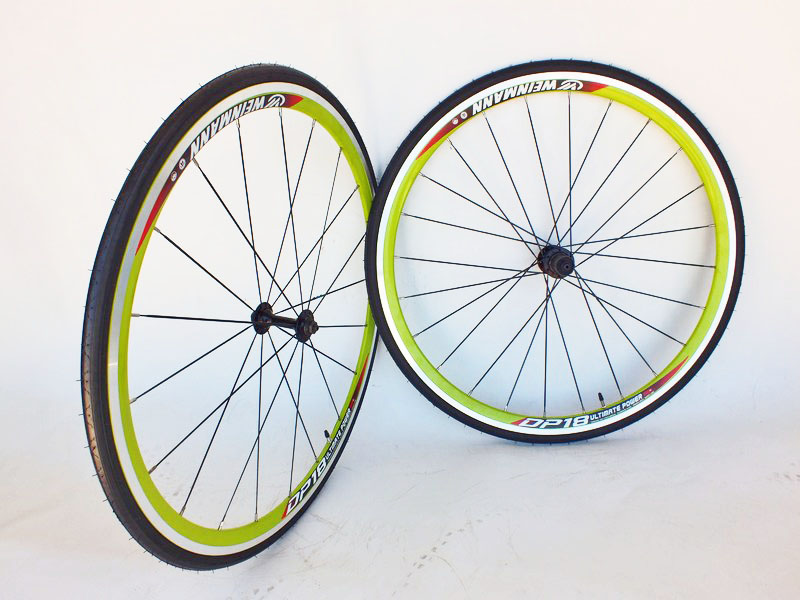 Wheels Weinmann DP18 Ultimate Power Shimano Road wheels and Tires Image