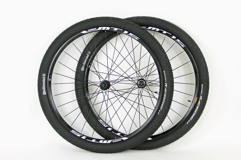 Parts Shimano MT15 29in Mountain Bike Wheels and Tires Image