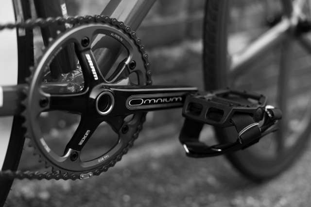 Parts SRAM - Omnium GXP - Track - With Bottom Bracket Image