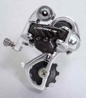 Parts Campagnolo Chorus Carbon 10-speed Rear Derailleur Image